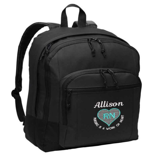 Personalized Backpack bag