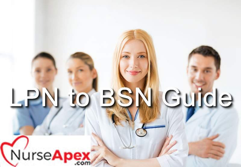 LPN to BSN Guide